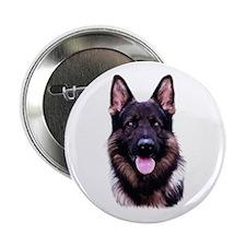 "German Shepherd 2.25"" Button (10 pack)"