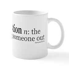 Defenestration Mug