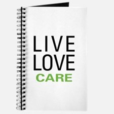 Live Love Care Journal
