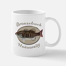 Bronzeback University Mug