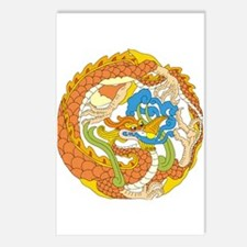 Dragon Knot 13 Postcards (Package of 8)