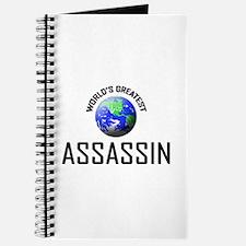 World's Greatest ASSASSIN Journal