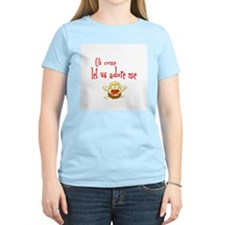 CHRISTMAS OH COME LET US ADORE ME T-Shirt
