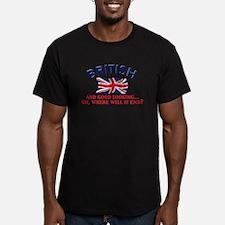 Good Lkg British 2 T-Shirt