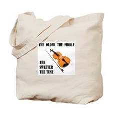 SWEET FIDDLE Tote Bag