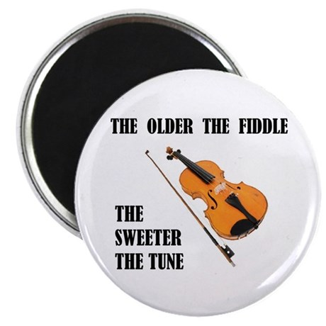 SWEET FIDDLE Magnet