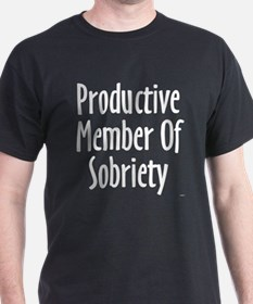 Productive Member Of Sobriety