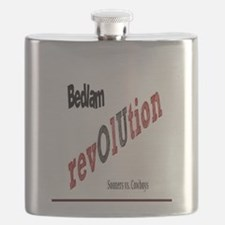 Bedlam Revolution Flask