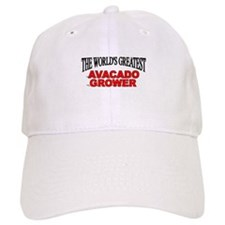 """The World's Greatest Avacado Grower"" Baseball Cap"