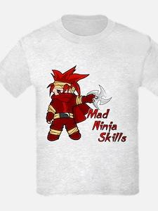 Mad Ninja Skills T-Shirt