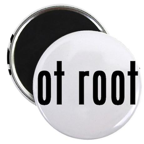 "got root? 2.25"" Magnet (100 pack)"