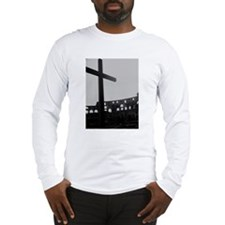 Cross, Colosseum Long Sleeve T-Shirt