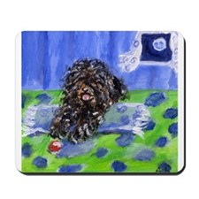 PULI w favorite Ball Design Mousepad