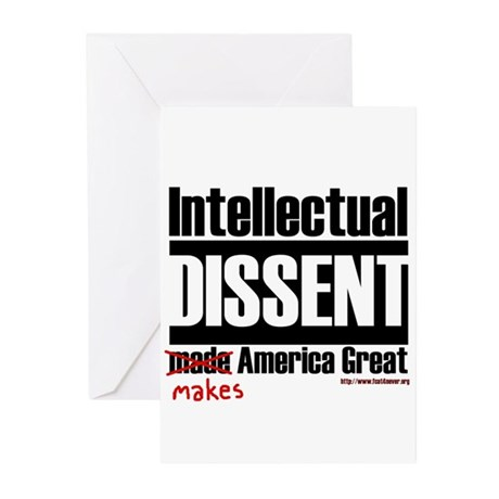 Intellectual Dissent makes Am Greeting Cards (Pk o