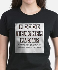 all students don't have equal Ash Grey T-Shirt