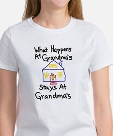 Grandma's House Women's T-Shirt