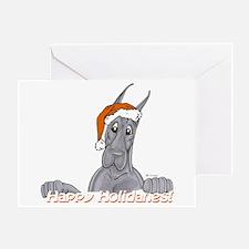 CBlu Happy Holidanes Greeting Card