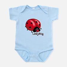 Chubby Lil' Ladybug Infant Creeper