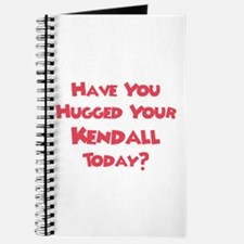 Have You Hugged Your Kendall? Journal