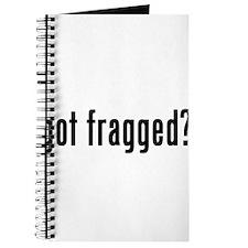 got fragged? Journal