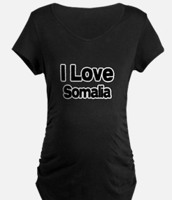 I love Somalia T-Shirt