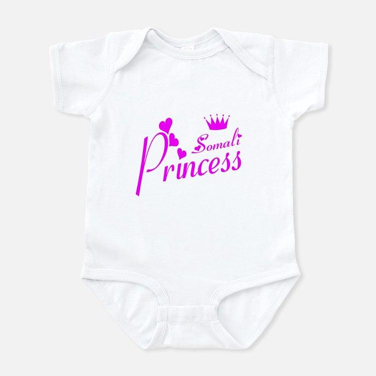 Somali princess Infant Bodysuit