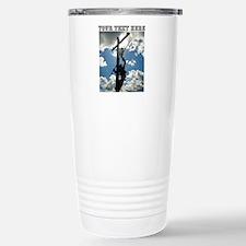 Personizable Rusty the Lineman Travel Mug