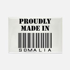 made in Somalia Rectangle Magnet