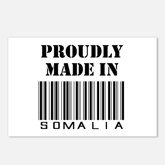made in Somalia Postcards (Package of 8)