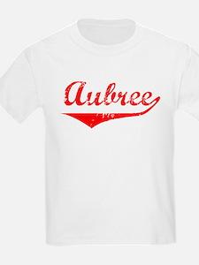 Aubree Vintage (Red) T-Shirt