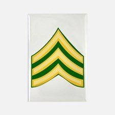 Unique Troop Rectangle Magnet