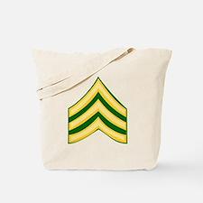 Cute Troop leader Tote Bag