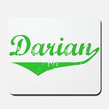 Darian Vintage (Green) Mousepad