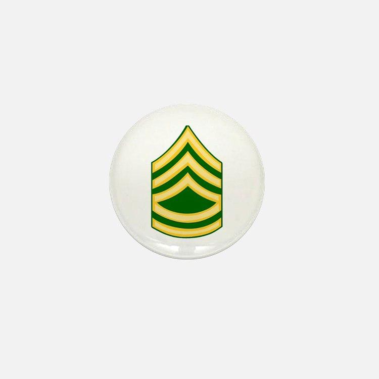 Cute First army Mini Button