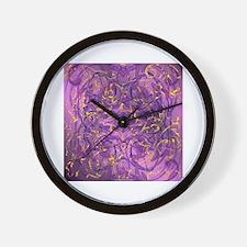 Cool Key signature Wall Clock