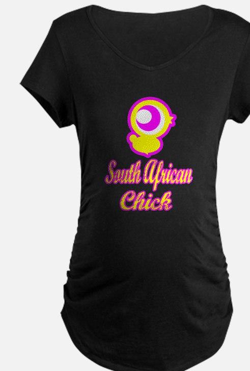 Cute South african pride T-Shirt