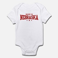 Made In Nebraska Infant Bodysuit
