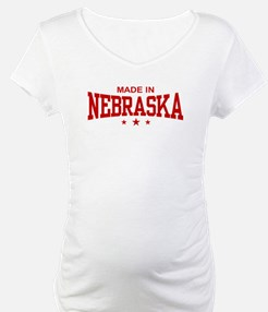 Made In Nebraska Shirt