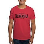 Made In Nebraska Dark T-Shirt