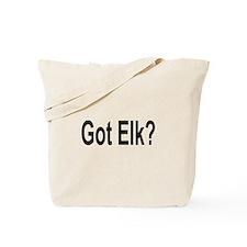 Got Elk? Tote Bag