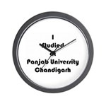 Panjab University Wall Clock