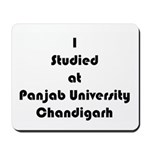 Panjab University Mousepad