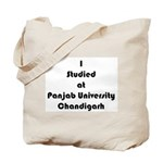 Panjab University Tote Bag