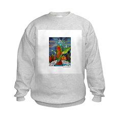 Marcy Hall's Bird Goddess Sweatshirt