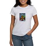 Marcy Hall's Bird Goddess Women's T-Shirt