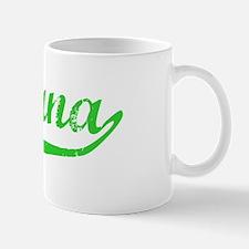 Dayana Vintage (Green) Mug