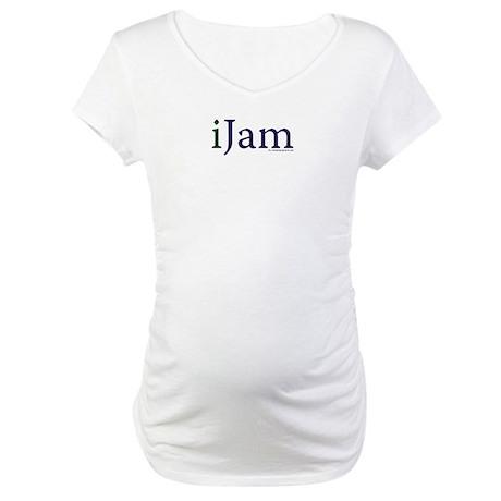 iJam Maternity T-Shirt