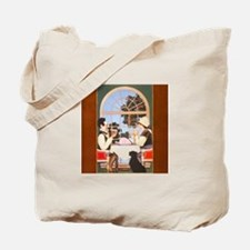 2 Pastry Cooks/Jack Spratt, Tote Bag