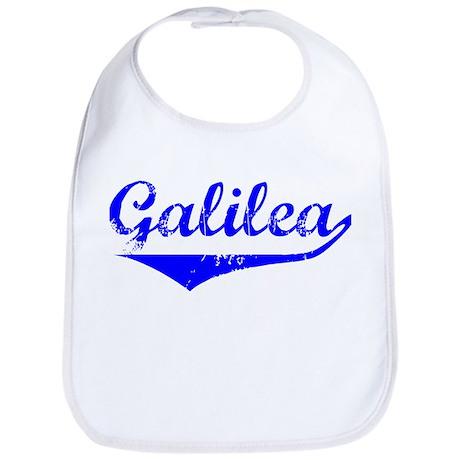 Galilea Vintage (Blue) Bib