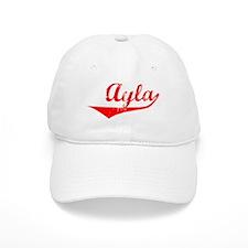 Ayla Vintage (Red) Cap